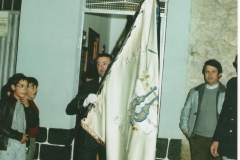 Abanderado Fco. Mira 1986