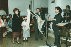Imposición corbatín 1986