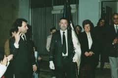 Salida Bandera 1986